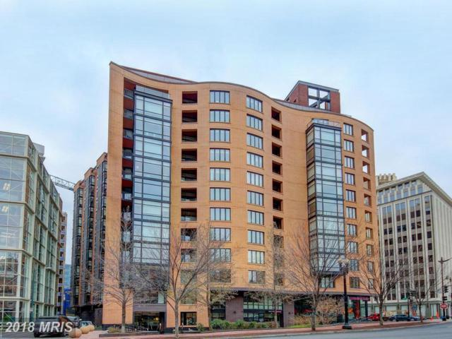 1010 Massachusetts Avenue NW #709, Washington, DC 20001 (#DC10132672) :: Pearson Smith Realty