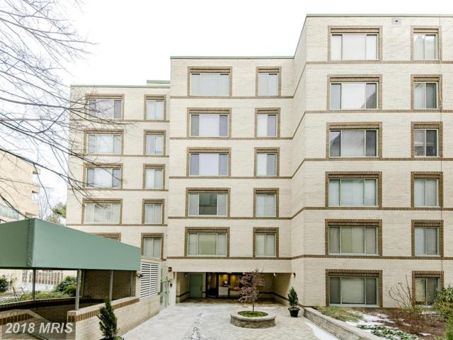 2141 Wisconsin Avenue NW #604, Washington, DC 20007 (#DC10133616) :: Pearson Smith Realty