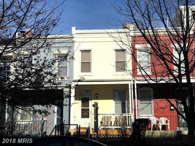 825 Euclid Street NW, Washington, DC 20001 (#DC10134000) :: Pearson Smith Realty