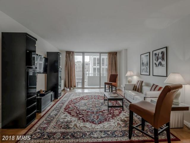 3001 Veazey Terrace NW #809, Washington, DC 20008 (#DC10134109) :: Pearson Smith Realty
