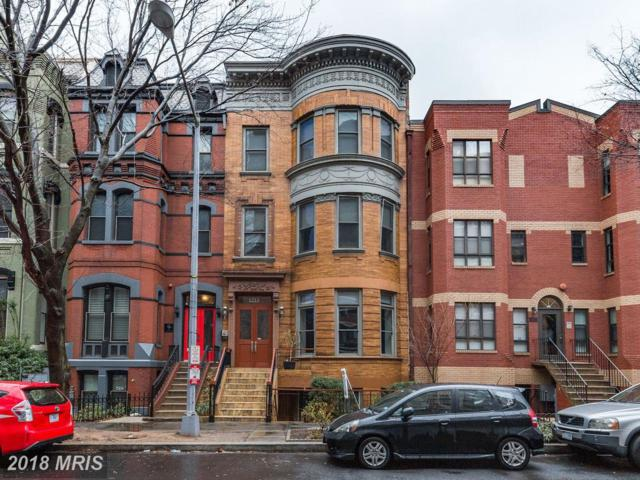 1213 N Street NW B, Washington, DC 20005 (#DC10135075) :: Pearson Smith Realty