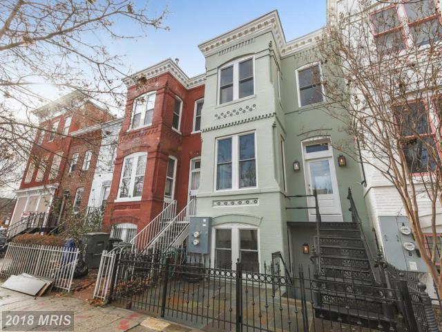 1706 10TH Street NW, Washington, DC 20001 (#DC10135218) :: Blackwell Real Estate