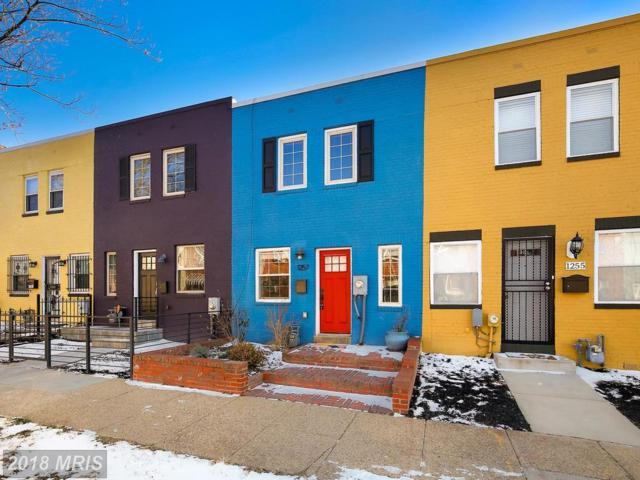 1257 16TH Street NE, Washington, DC 20002 (#DC10135396) :: Colgan Real Estate