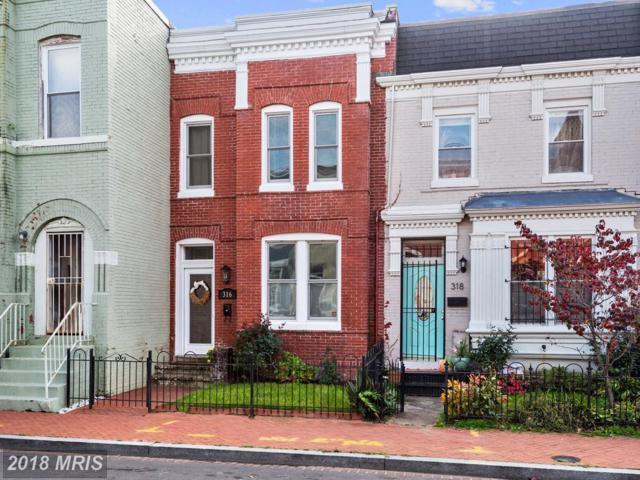 316 Elm Street NW, Washington, DC 20001 (#DC10137358) :: Pearson Smith Realty