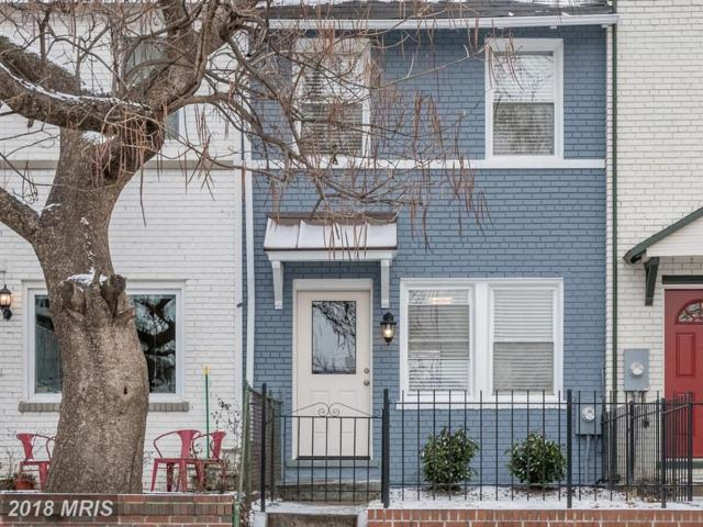 1123 3RD Street NE, Washington, DC 20002 (#DC10137664) :: Pearson Smith Realty