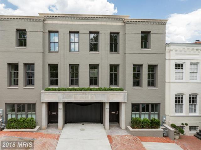 1633 33RD Street NW, Washington, DC 20007 (#DC10137865) :: Circadian Realty Group