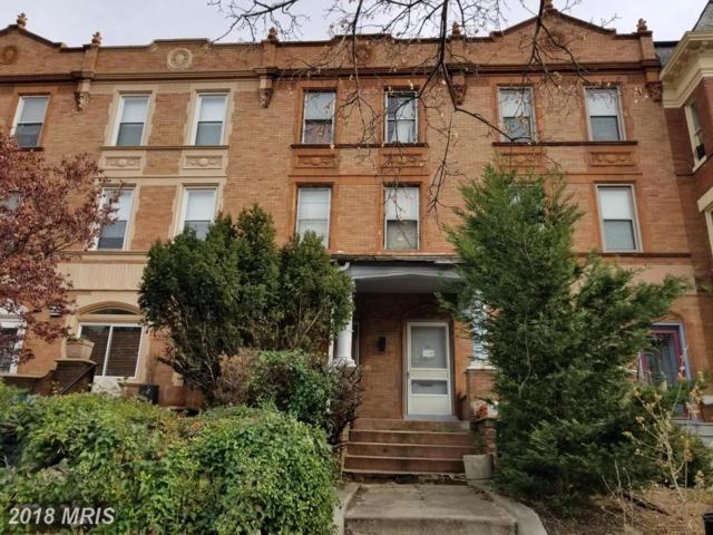 3223 13TH Street NW, Washington, DC 20010 (#DC10138446) :: Browning Homes Group