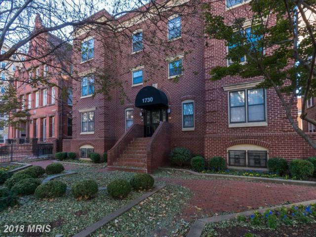 1730 16TH Street NW #4, Washington, DC 20009 (#DC10139698) :: LoCoMusings