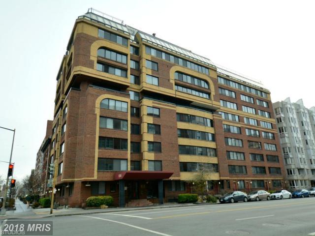 1245 13TH Street NW #413, Washington, DC 20005 (#DC10139812) :: LoCoMusings