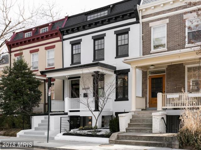 3303 Brown Street NW, Washington, DC 20010 (#DC10142000) :: The Cox & Cox Group at Keller Williams Realty International