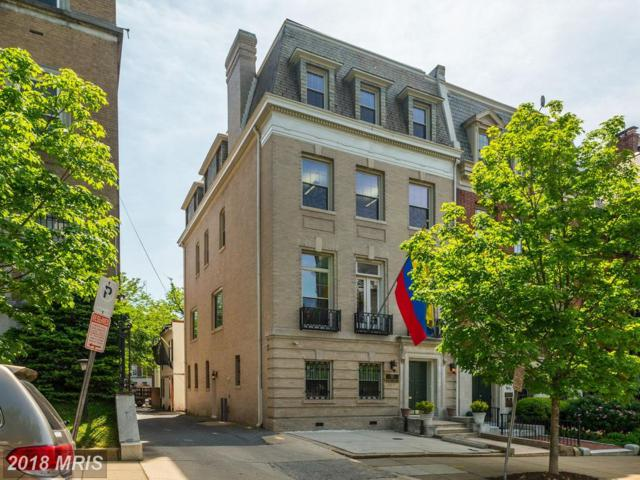 1609 22ND Street NW, Washington, DC 20008 (#DC10144512) :: The Cox & Cox Group at Keller Williams Realty International