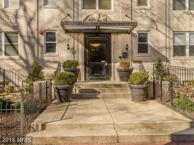 1437 Rhode Island Avenue NW #703, Washington, DC 20005 (#DC10153696) :: The Cox & Cox Group at Keller Williams Realty International