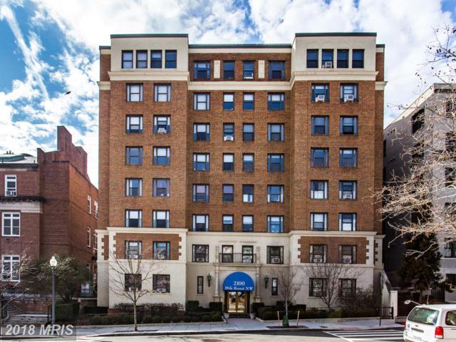 2100 19TH Street NW #201, Washington, DC 20009 (#DC10155744) :: The Cox & Cox Group at Keller Williams Realty International