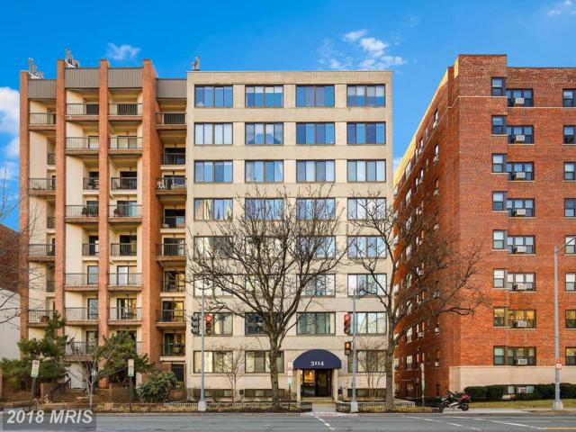 3114 Wisconsin Avenue NW #302, Washington, DC 20016 (#DC10156895) :: The Cox & Cox Group at Keller Williams Realty International