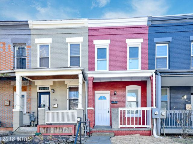 760 Irving Street NW, Washington, DC 20010 (#DC10157281) :: The Cox & Cox Group at Keller Williams Realty International