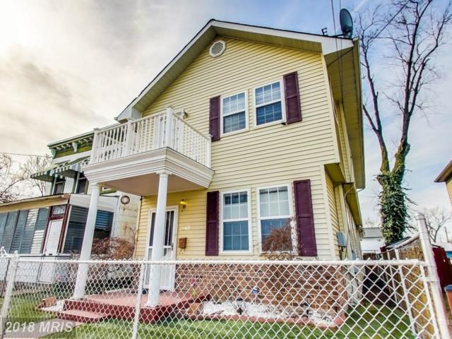 1048 45TH Street NE, Washington, DC 20019 (#DC10158204) :: The Gus Anthony Team