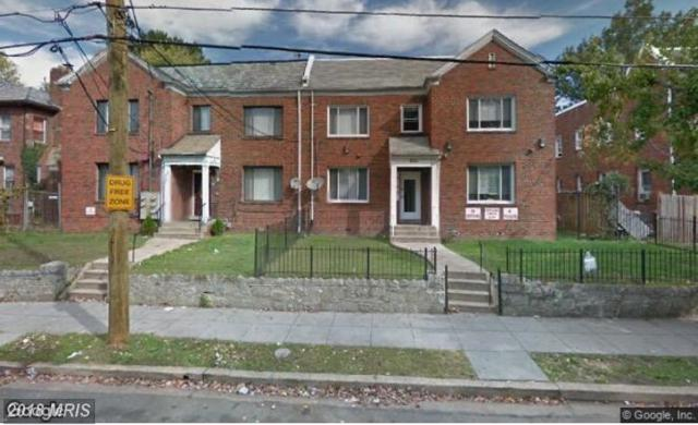 554-#4 Newcomb Street SE, Washington, DC 20032 (#DC10160050) :: Century 21 New Millennium