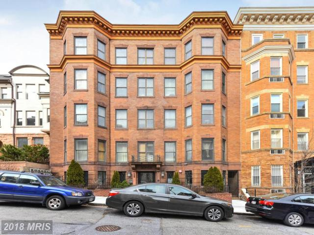 1417 Chapin Street NW #404, Washington, DC 20009 (#DC10160085) :: The Gus Anthony Team
