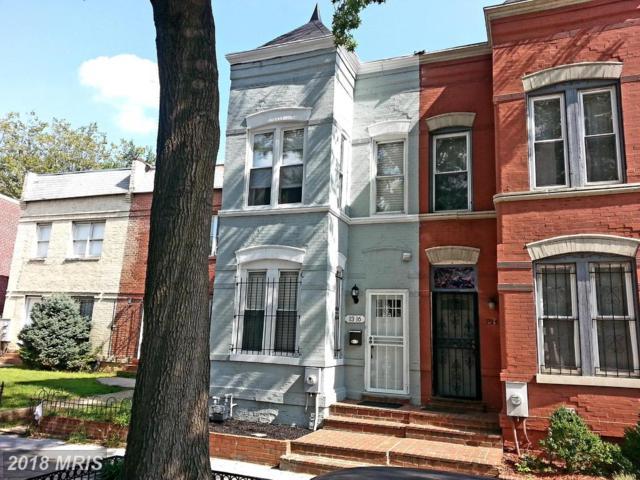 1316 Florida Avenue NE, Washington, DC 20002 (#DC10161714) :: Dart Homes