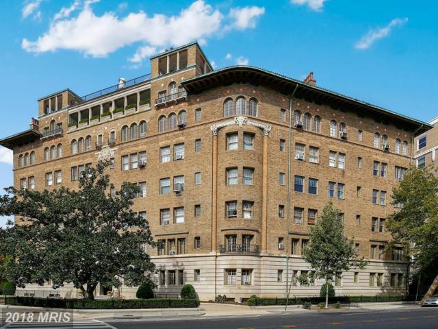 1901 Wyoming Avenue NW #3, Washington, DC 20009 (#DC10162034) :: The Bob & Ronna Group