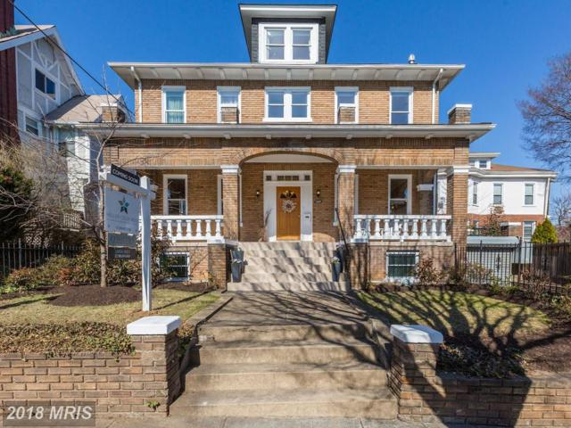 1409 Decatur Street NW, Washington, DC 20011 (#DC10163238) :: Wilson Realty Group
