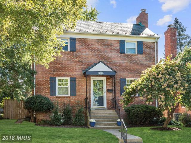 4346 Alton Place NW, Washington, DC 20016 (#DC10169672) :: CR of Maryland