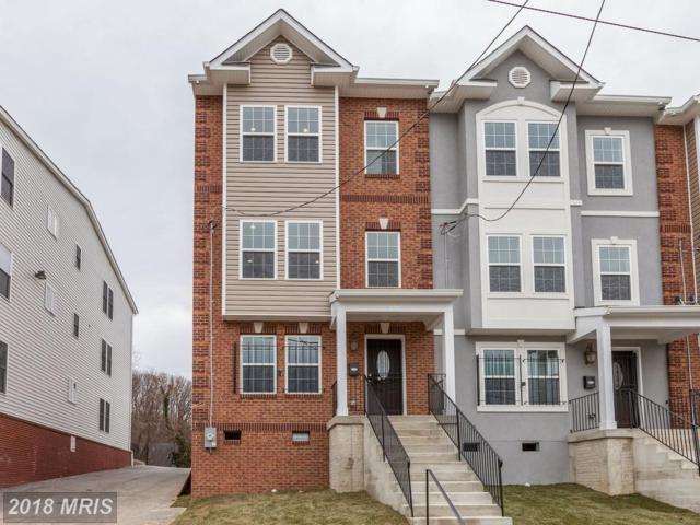1747 W Street SE, Washington, DC 20020 (#DC10174810) :: SURE Sales Group
