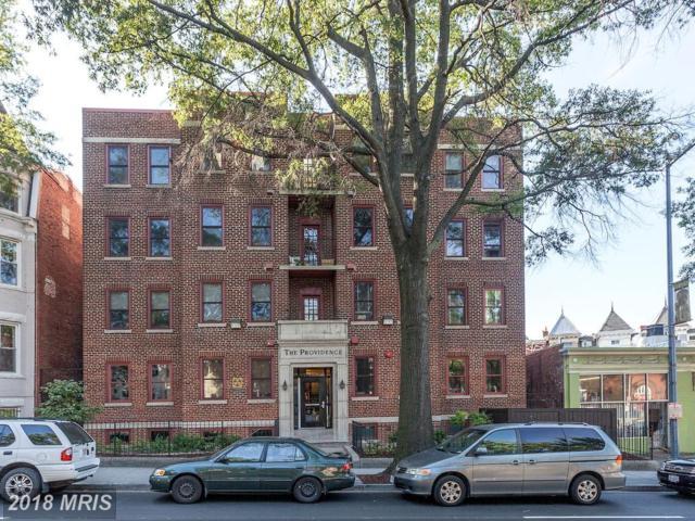70 Rhode Island Avenue NW #402, Washington, DC 20001 (#DC10174813) :: Eng Garcia Grant & Co.