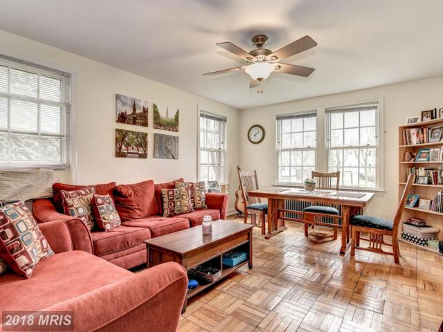 2803 Cortland Place NW #108, Washington, DC 20008 (#DC10175773) :: The Cox & Cox Group at Keller Williams Realty International