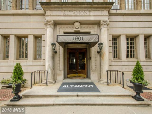 1901 Wyoming Avenue NW #1, Washington, DC 20009 (#DC10175869) :: CR of Maryland