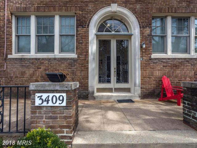 3409 29TH Street NW #4, Washington, DC 20008 (#DC10179346) :: SURE Sales Group