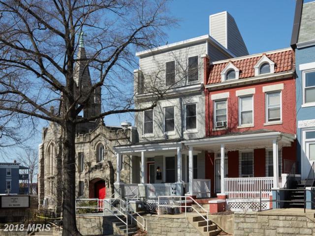 12 Rhode Island Avenue NE #2, Washington, DC 20002 (#DC10179617) :: Eng Garcia Grant & Co.