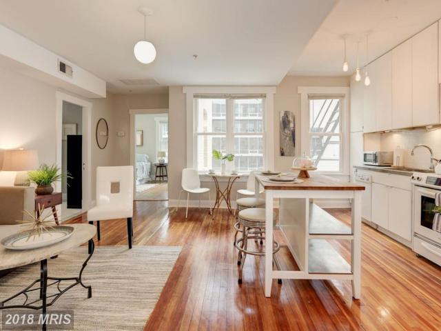 1121 24TH Street NW #306, Washington, DC 20037 (#DC10181460) :: SURE Sales Group