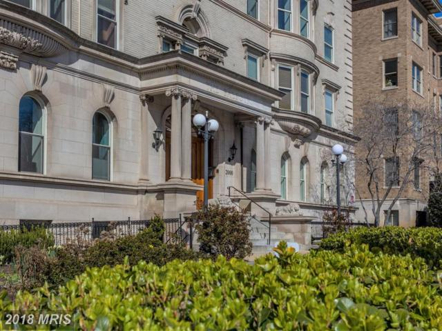 2000 16TH Street NW #306, Washington, DC 20009 (#DC10182137) :: The Foster Group