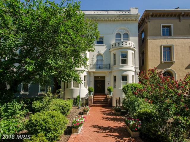 308 East Capitol Street NE #11, Washington, DC 20003 (#DC10182923) :: The Foster Group