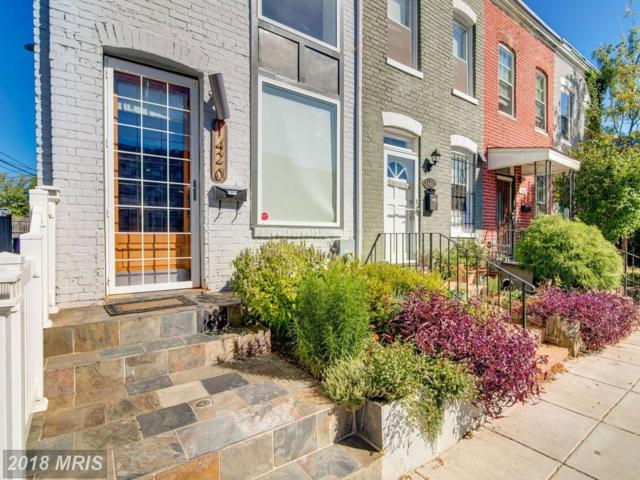 1420 Ives Place SE, Washington, DC 20003 (#DC10183075) :: The Foster Group