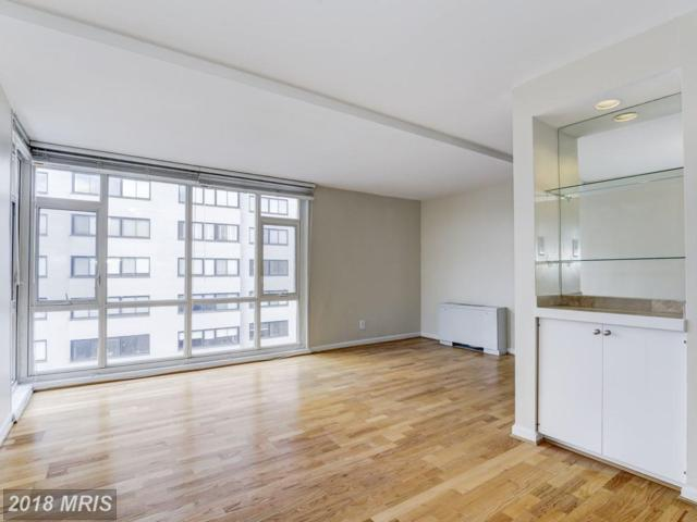 1545 18TH Street NW #801, Washington, DC 20036 (#DC10183153) :: The Foster Group