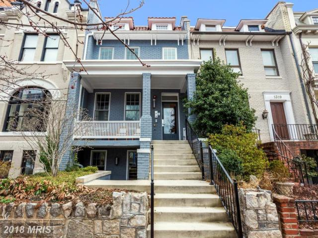 1321 21ST Street NW #5, Washington, DC 20036 (#DC10184560) :: SURE Sales Group