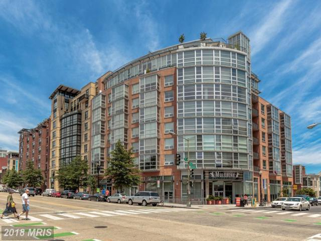 2125 14TH Street NW #405, Washington, DC 20009 (#DC10184953) :: The Foster Group