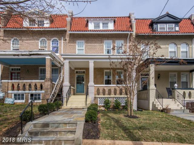1619 Webster Street NW, Washington, DC 20011 (#DC10186102) :: The Cox & Cox Group at Keller Williams Realty International