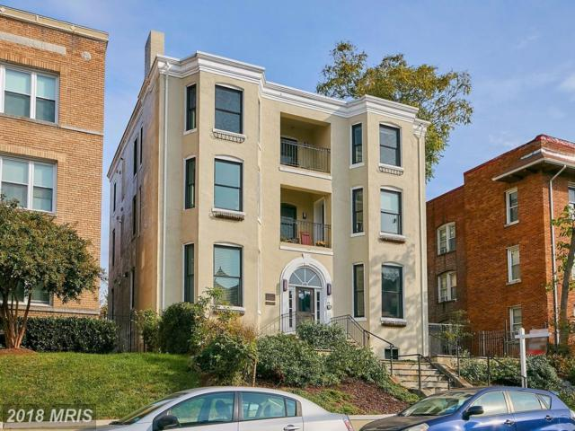 3517 13TH Street NW #1, Washington, DC 20010 (#DC10186259) :: The Cox & Cox Group at Keller Williams Realty International