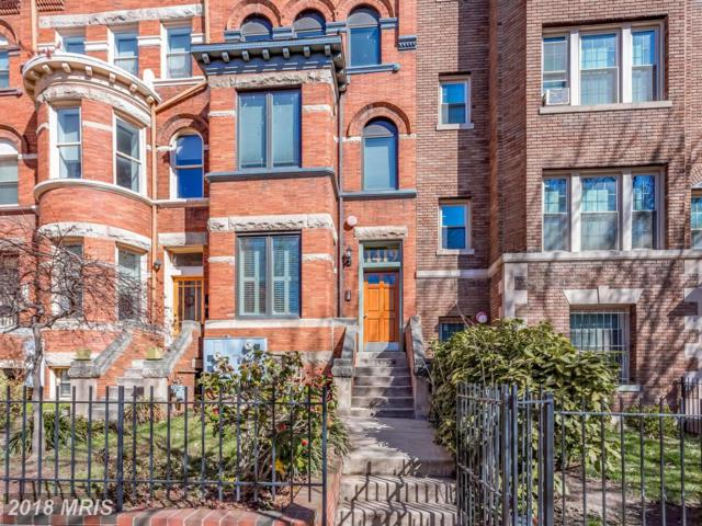 1419 Girard Street NW #1, Washington, DC 20009 (#DC10186850) :: The Cox & Cox Group at Keller Williams Realty International