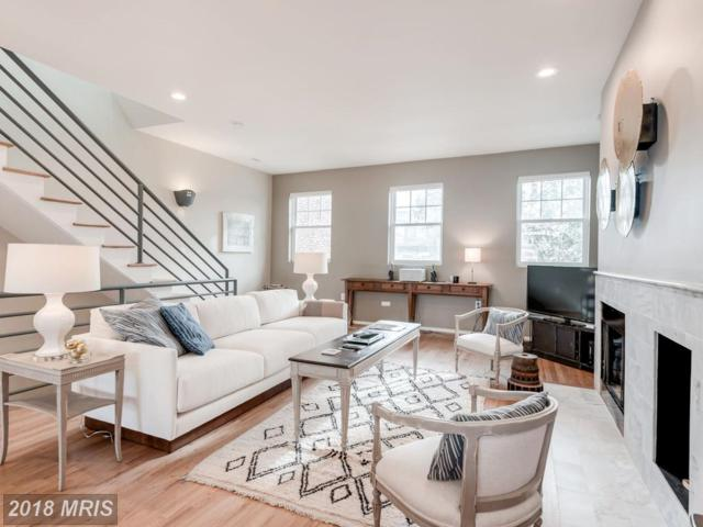 1443 S Street NW #2, Washington, DC 20009 (#DC10186889) :: The Cox & Cox Group at Keller Williams Realty International