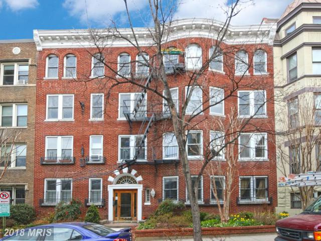 1869 Mintwood Place NW #21, Washington, DC 20009 (#DC10186979) :: CR of Maryland