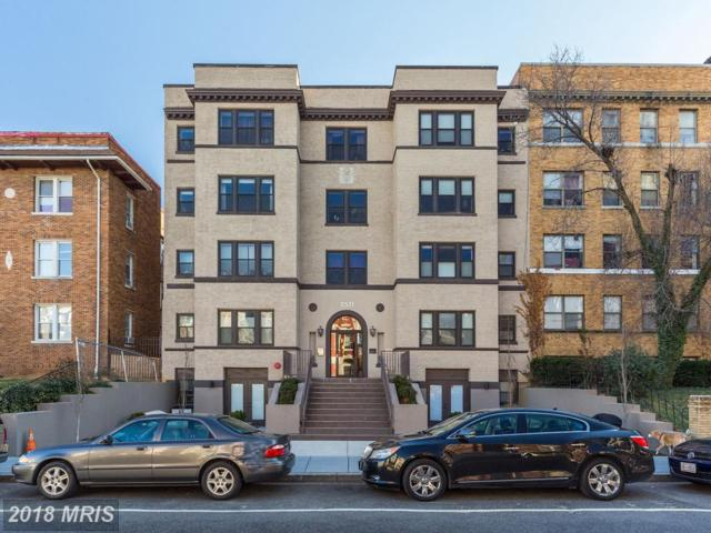 3511 13TH Street NW #205, Washington, DC 20010 (#DC10187535) :: The Cox & Cox Group at Keller Williams Realty International