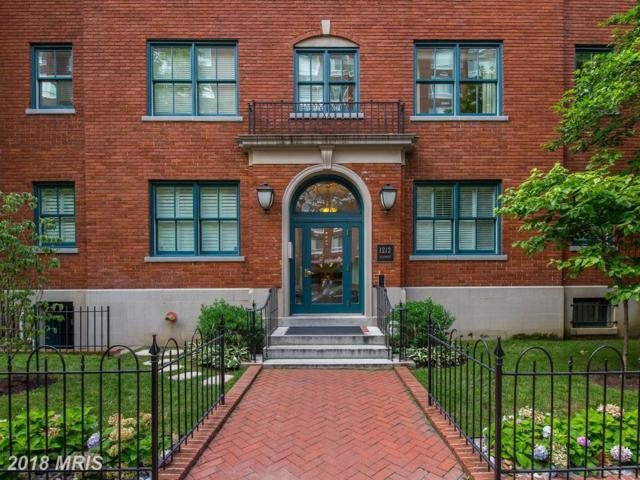 1212 M Street NW #302, Washington, DC 20005 (#DC10188044) :: The Cox & Cox Group at Keller Williams Realty International