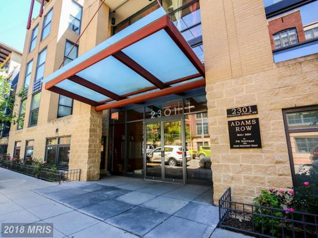 2301 Champlain Street NW #314, Washington, DC 20009 (#DC10188901) :: The Cox & Cox Group at Keller Williams Realty International