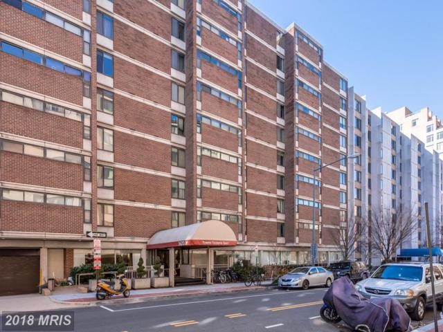 1420 N Street NW #610, Washington, DC 20005 (#DC10189083) :: Arlington Realty, Inc.