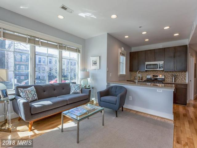 1821 15TH Street NW #2, Washington, DC 20009 (#DC10189212) :: The Cox & Cox Group at Keller Williams Realty International