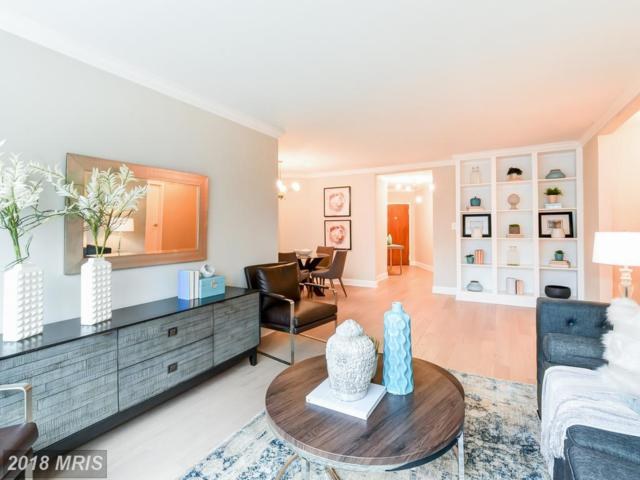 4200 Cathedral Avenue NW #512, Washington, DC 20016 (#DC10199290) :: ExecuHome Realty